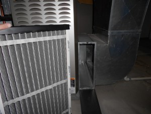 a clean air filter means clean air in your home