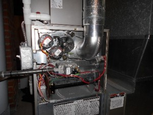 Furnace repair near Cleveland