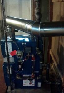 Steam Boiler Repairs near Cleveland